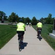 Easy Rider Ride: Montclair Neighborhood