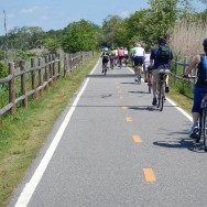 Destination Ride: East Bay Bike Path, Providence to Bristol