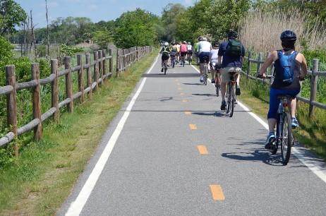 Destination Ride: East Bay Trail