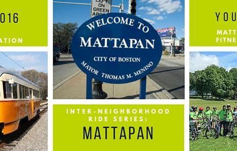 Inter-Neighborhood Ride Series: Mattapan