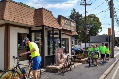 Discovering Quincy Ride: Donuts